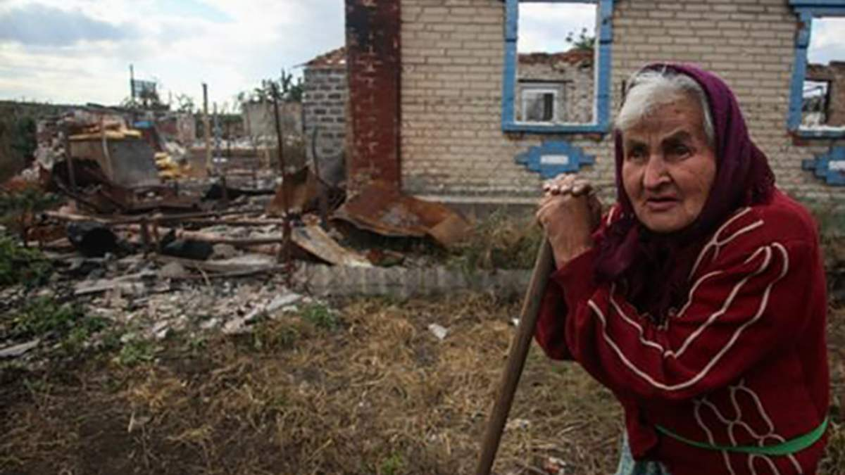Жизнь в Луганске