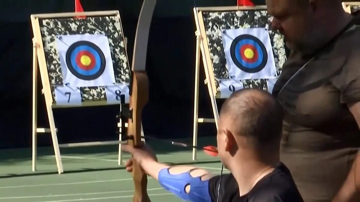 Непокоренные спортсмены-ветераны: в Киеве начался финальный отбор на международные Invictus Game