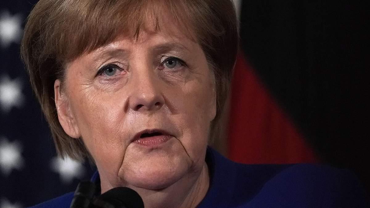 """""""Щодня нові людські жертви"""": Меркель занепокоєна ситуацією на Донбасі"""