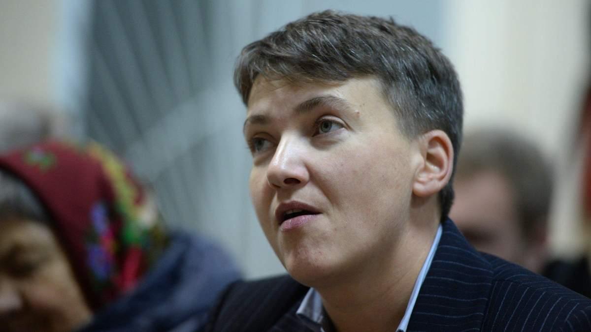 Савченко сама відмовилася від адвокатів, – заступниця нардепа