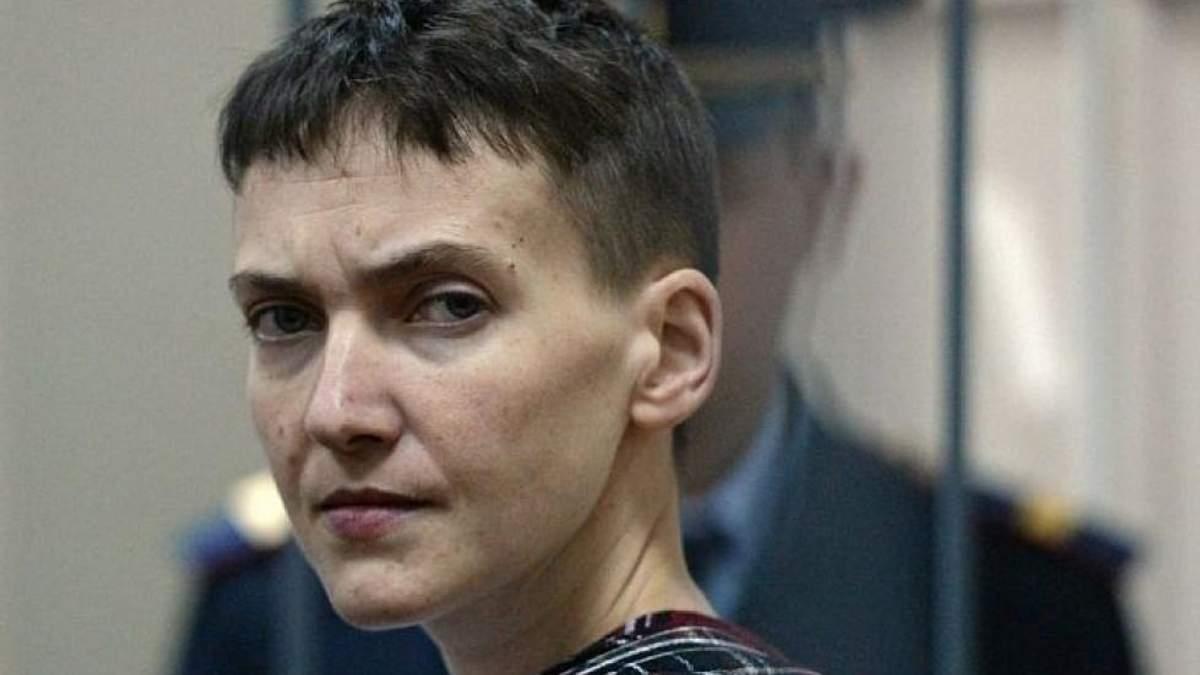 Савченко рассказала, что свидетели угрожают физической расправой сестре нардепа