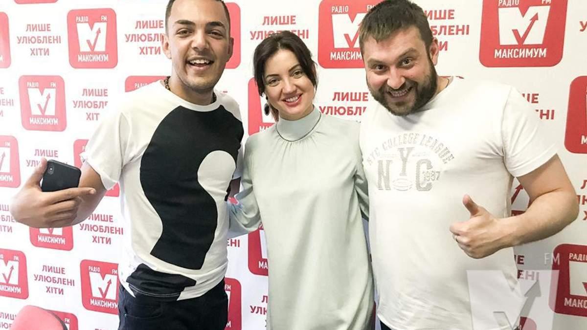 Ольга Цибульська на Радіо МАКСИМУМ