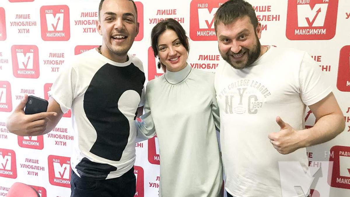 Ольга Цибульская на Радио МАКСИМУМ