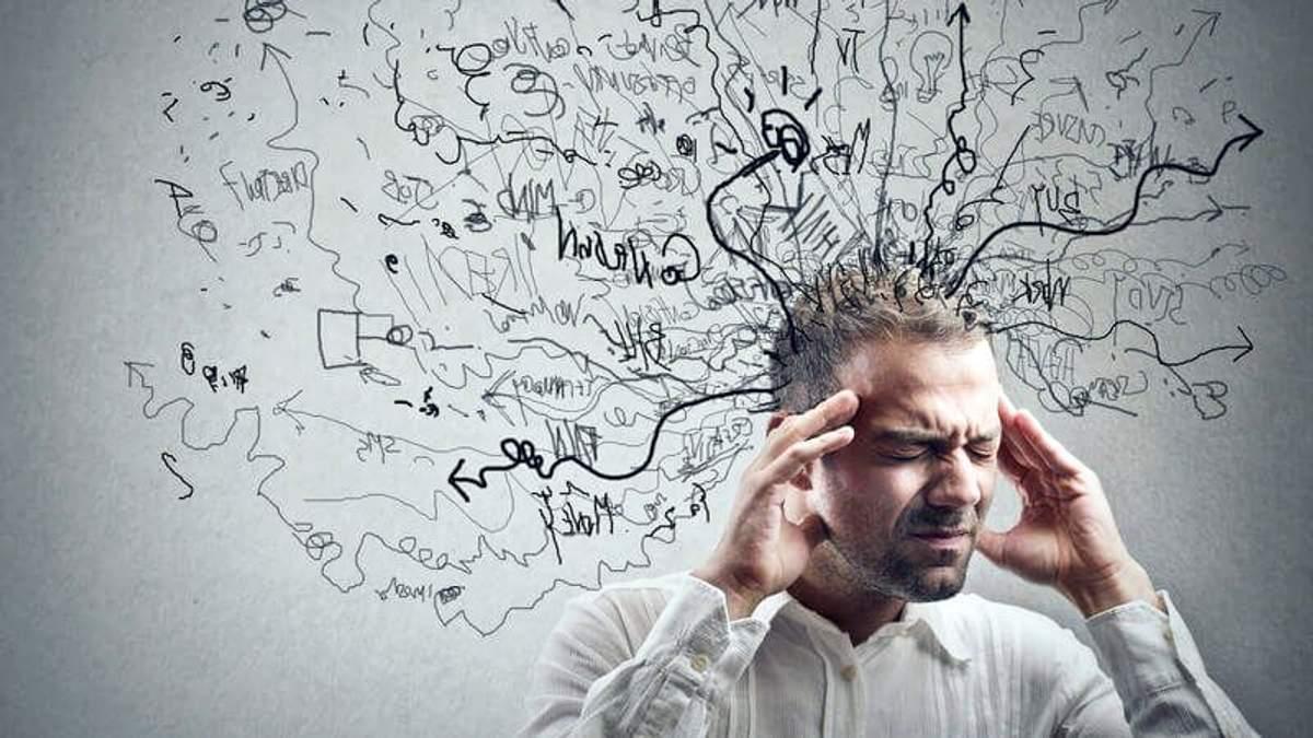 Шизофрения (иллюстрация)
