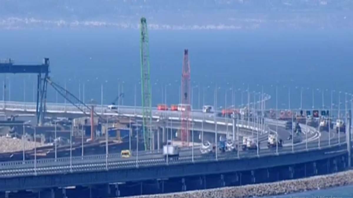 Путин приехал на открытие Крымского моста