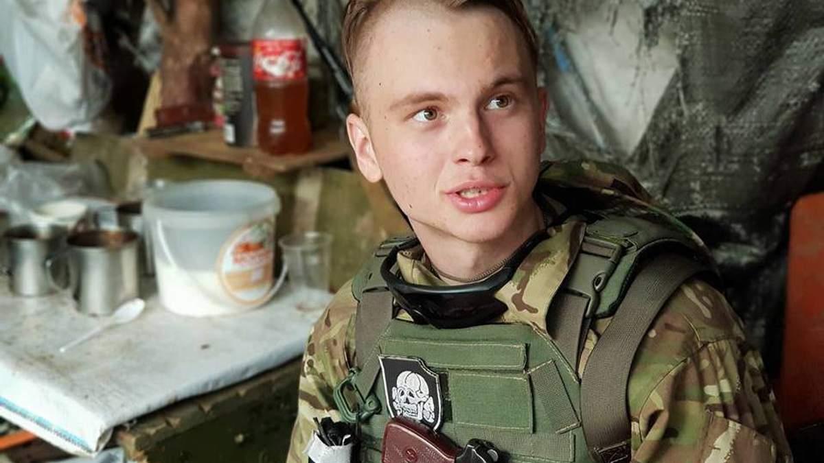 Врага видел в лицо, до них тут 50 метров, – боец 24 ОМБр из Зайцево