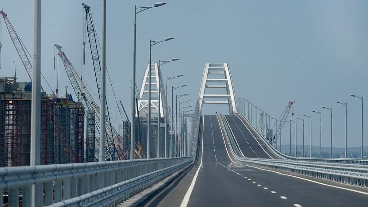 Прихвостни Лаврова дерзко отреагировали на критику в отношении Крымского моста