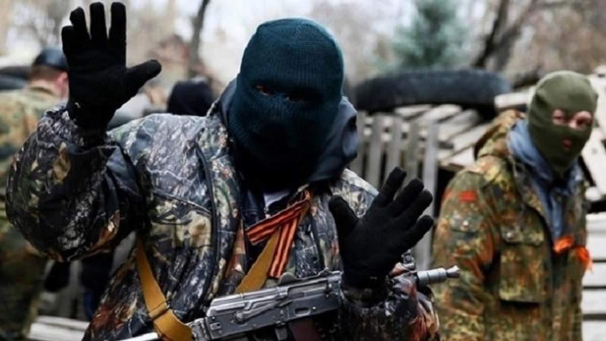 ГПУ отримала дані бойовиків, причетних до обстрілів мирного населення