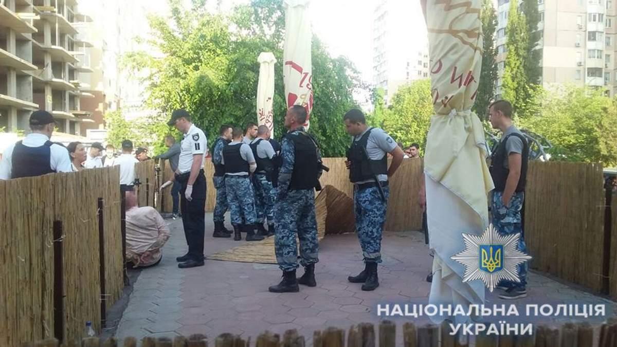 Столкновения со стрельбой произошли в Одессе: обнародовано видео