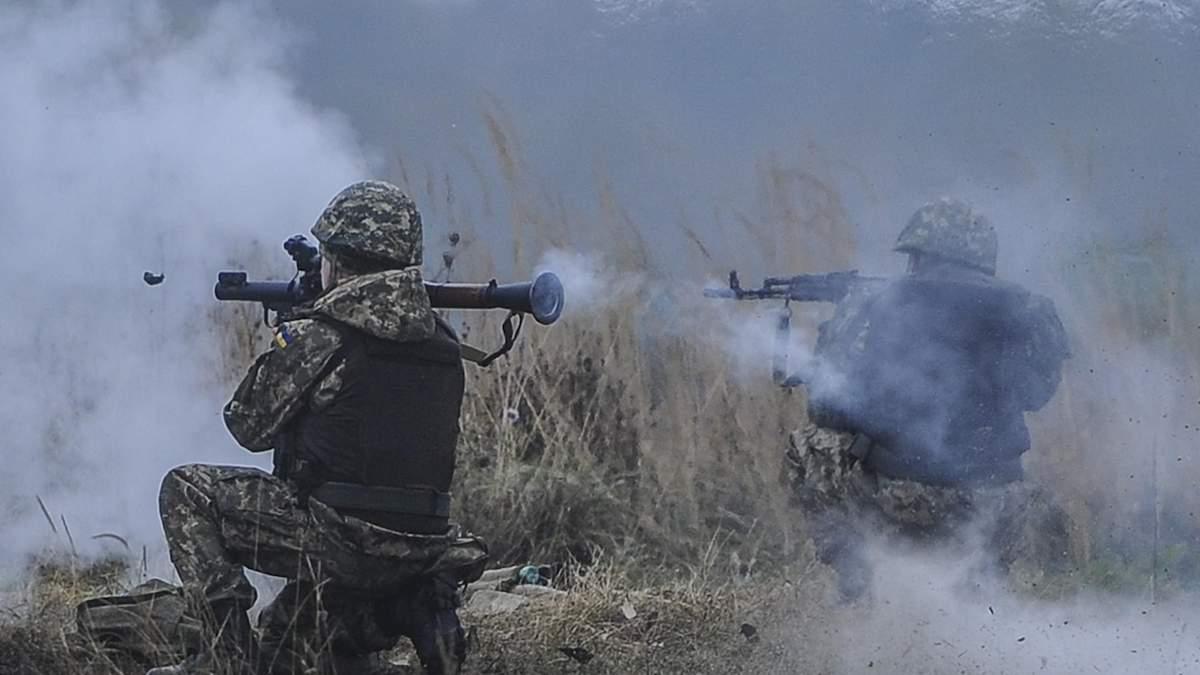На Донбасі – чергове загострення ситуації