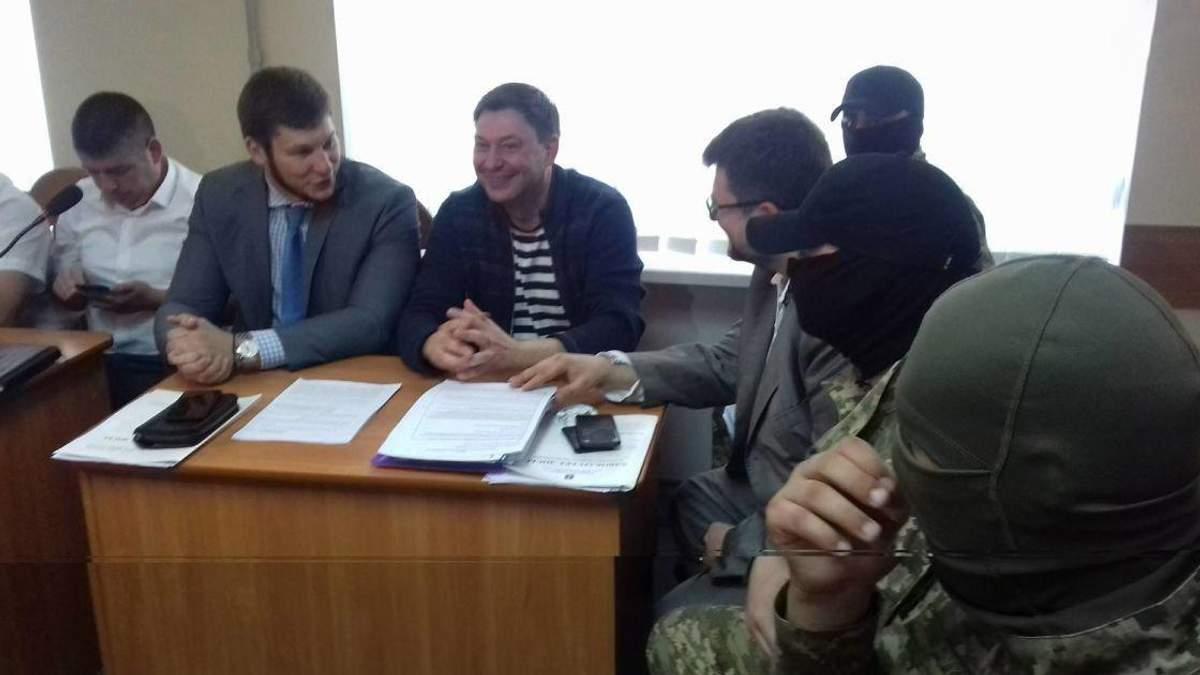"""У Херсоні розпочався суд у справі керівника """"РИА Новости Украина"""""""
