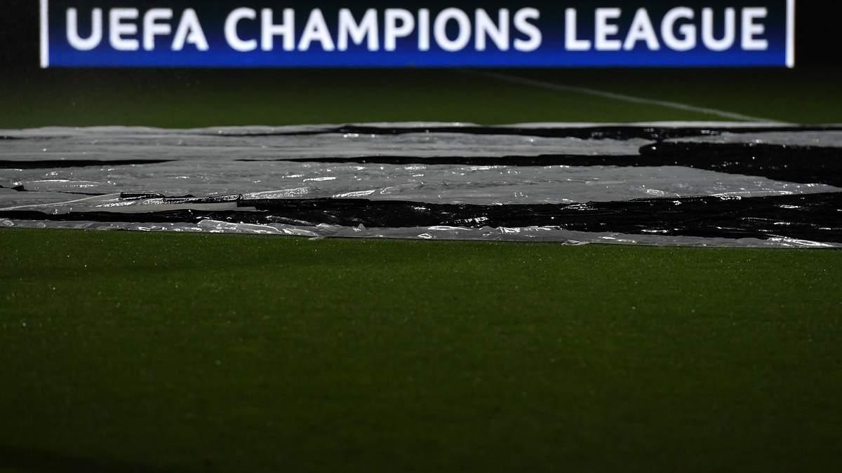 УЕФА дала разрешение на публичный показ финала Лиги Чемпионов в Киеве