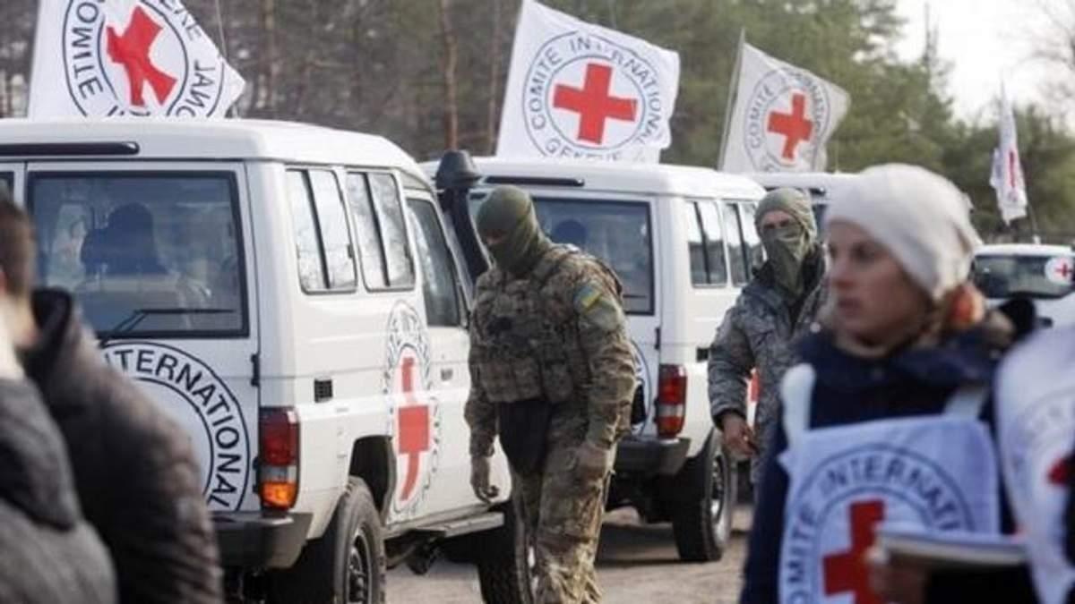 Геращенко настаивает на доступе Красного Креста в тюрьмы в оккупированном Донбассе и Крыму