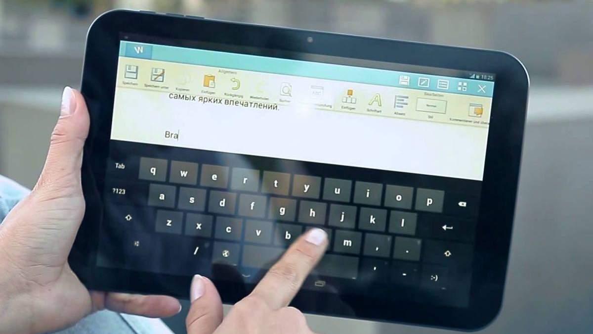 DIGMA презентувала планшет із вбудованим Power bank