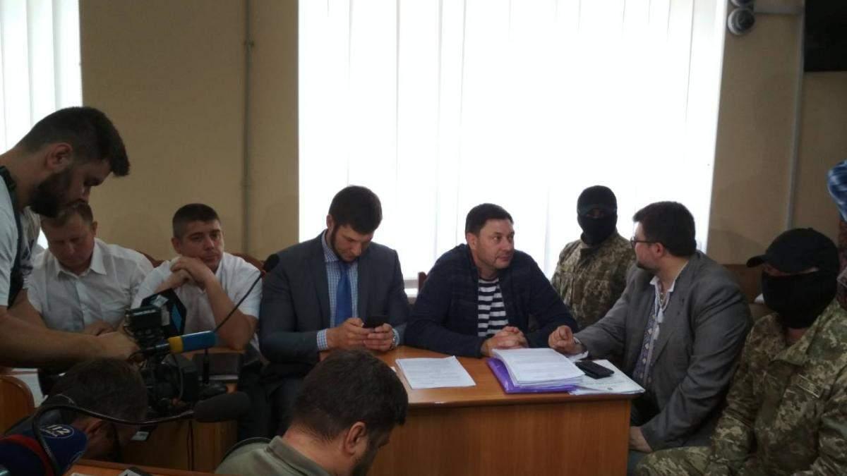 """Суд Херсона арестовал руководителя """"РИА Новости Украина"""" Вышинского"""