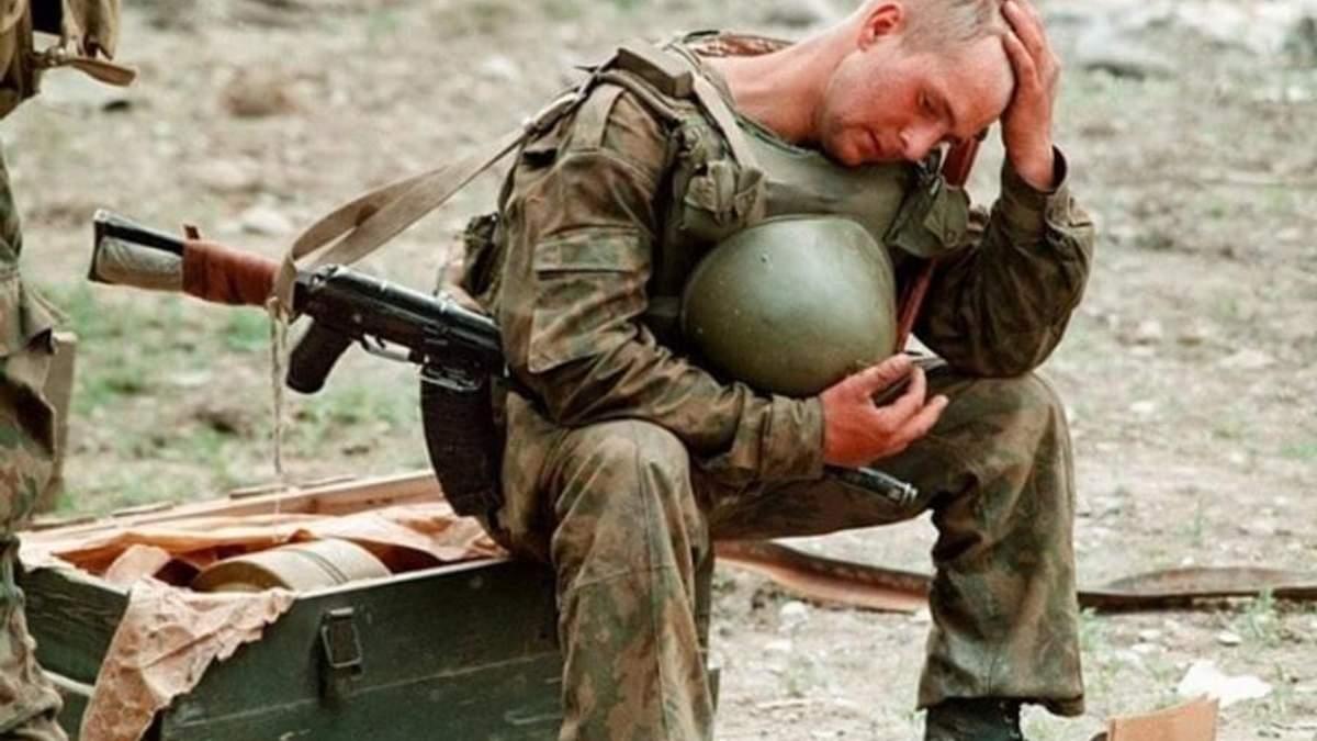 Отсутствие механизма борьбы с ПТСР будет иметь ужасные последствия, – военный