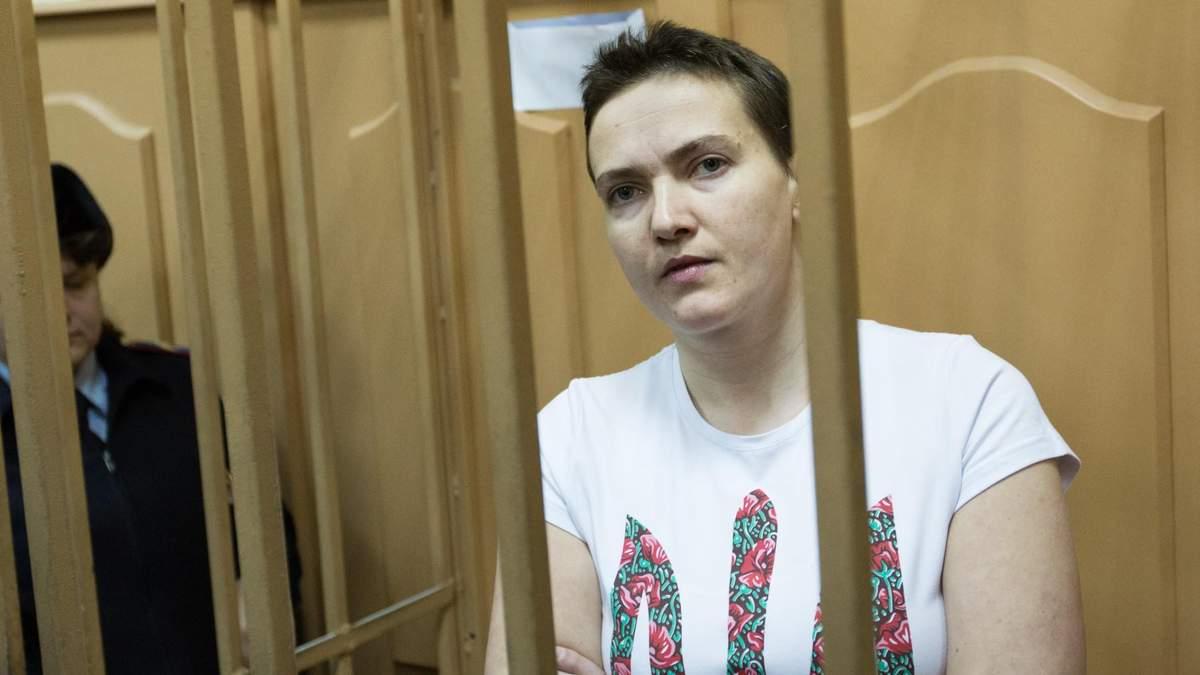 Адвокат Савченко не виключає, що вона погодиться на допомогу від Медведчука