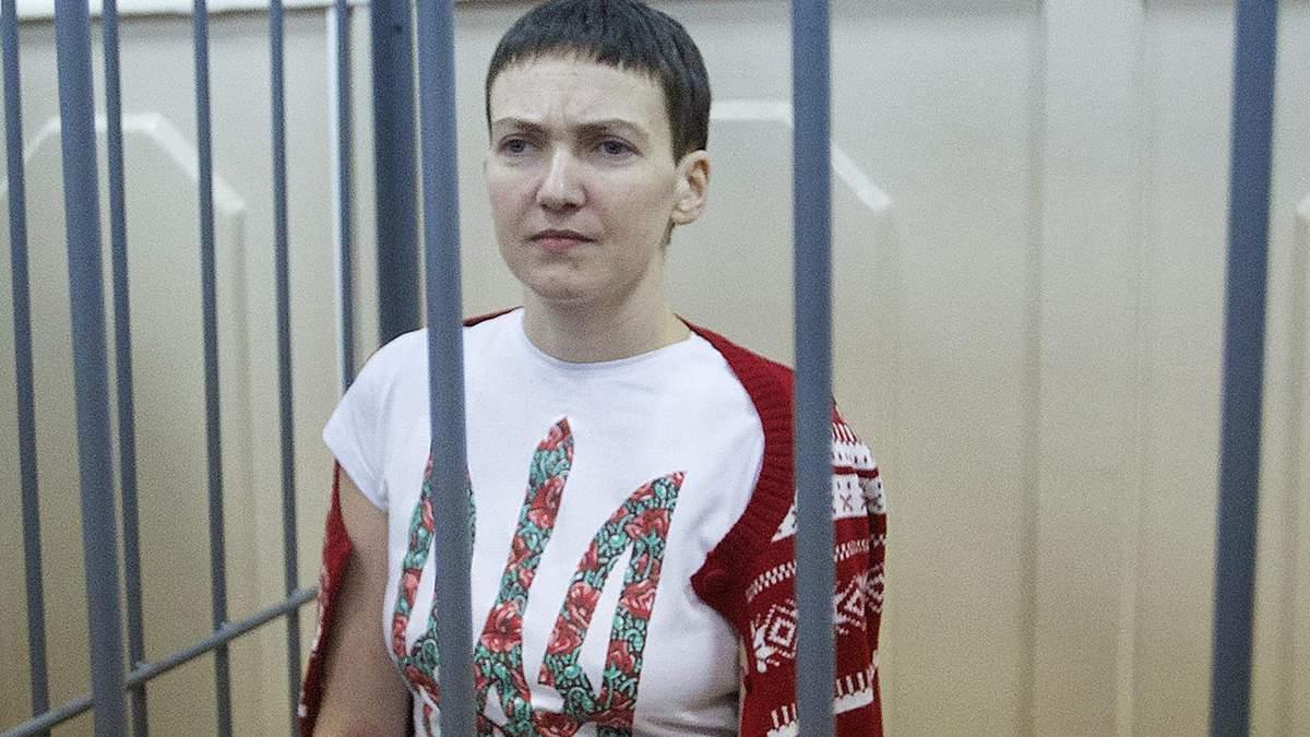 Російські ЗМІ зловтішаються становищем Савченко в Україні