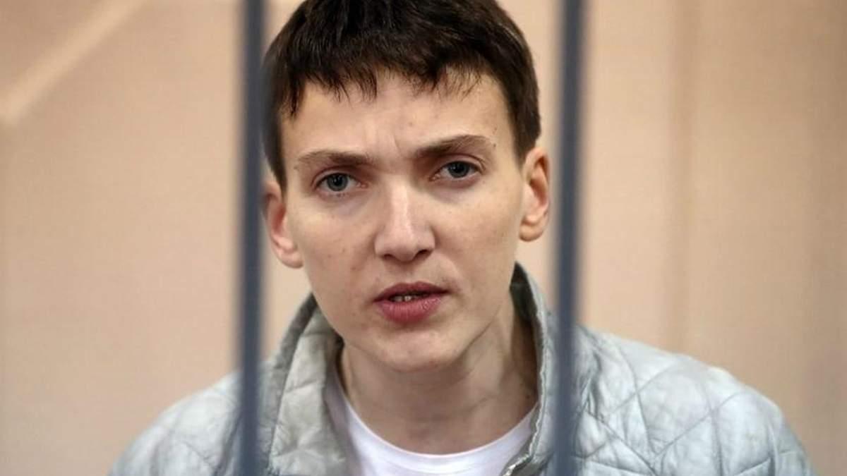 Савченко рветься у Верховну Раду
