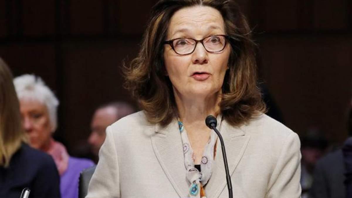 Джина Хаспел стала головою ЦРУ США