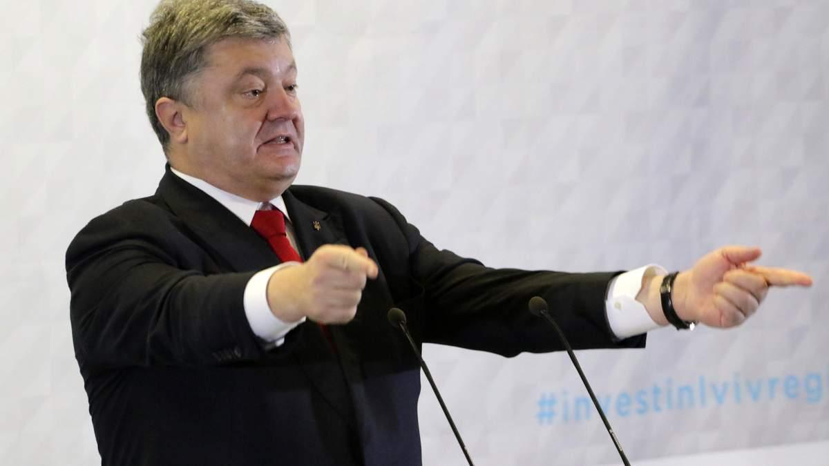 Порошенко ввів у дію рішення РНБО про синхронізовані зі США санкції проти Росії