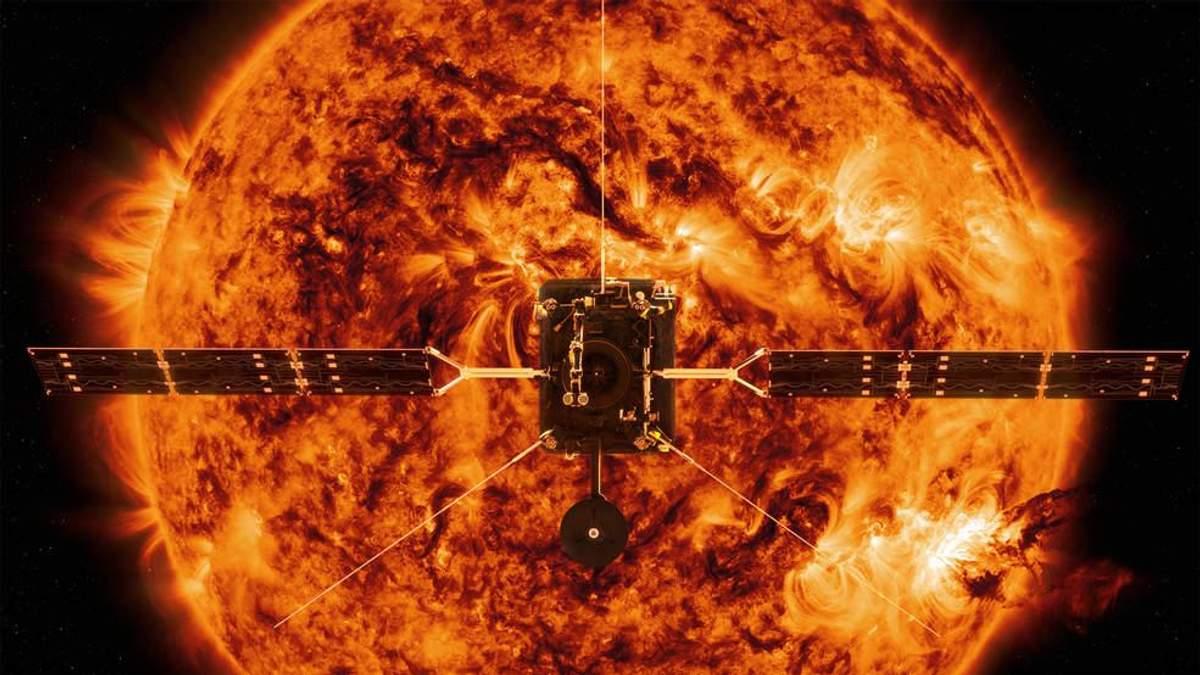 NASA запускает миссию к Солнцу