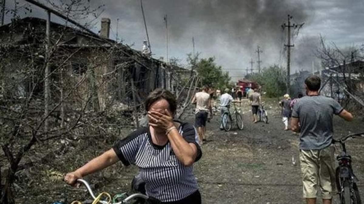 Проросійські бойовики жорстоко обстріляли мирних жителів Донбасу: є жертви та поранені