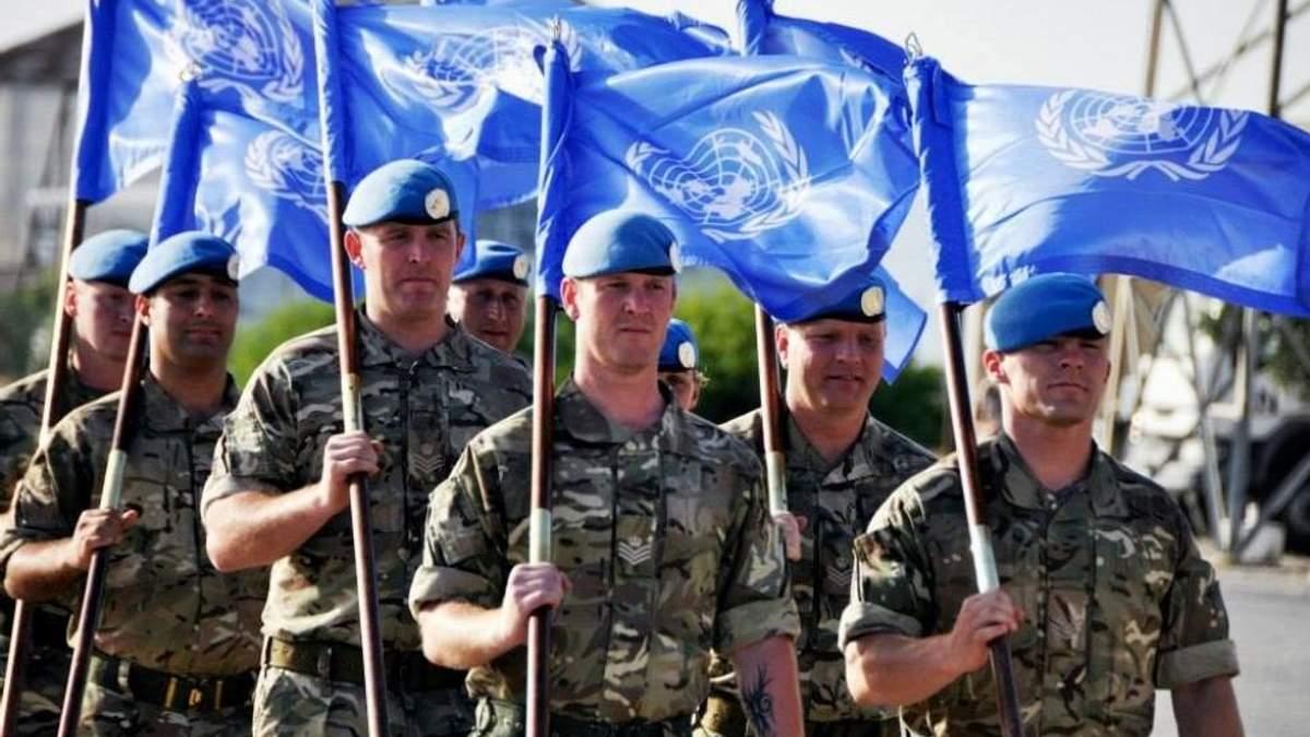 Польща підтримує введення миротворців ООН на Донбас