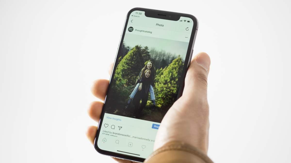 Instagram запустив функцію репостів