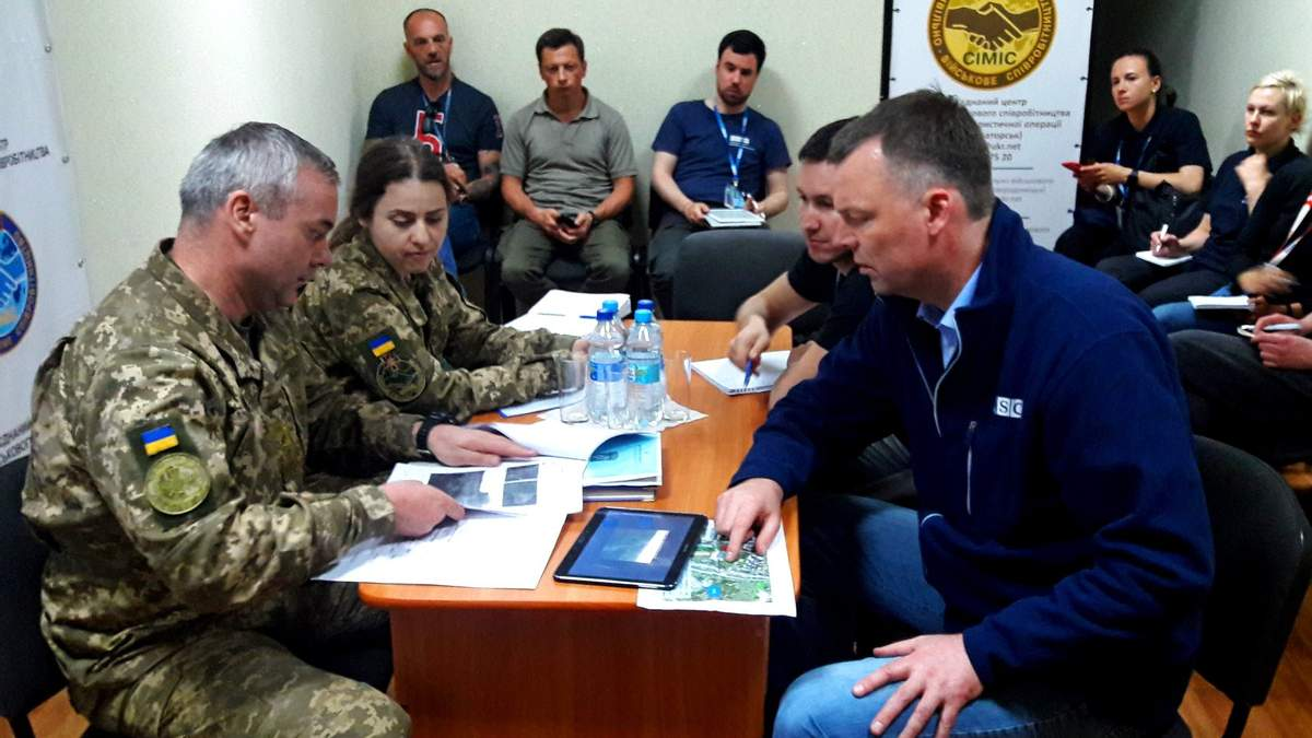 Наєв закликав Хуга  вплинути на російські окупаційні війська