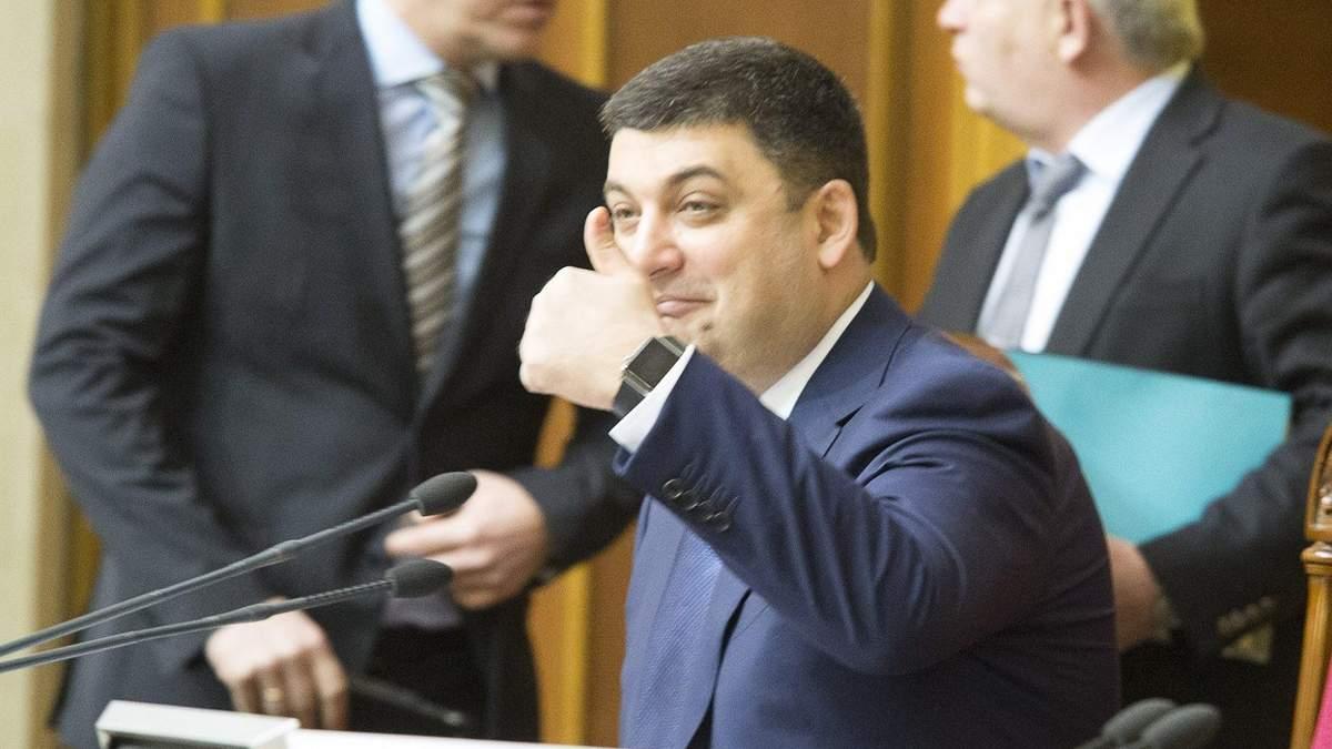 Владимир Гройсман пообещал сделать прививки от кори перед камерами