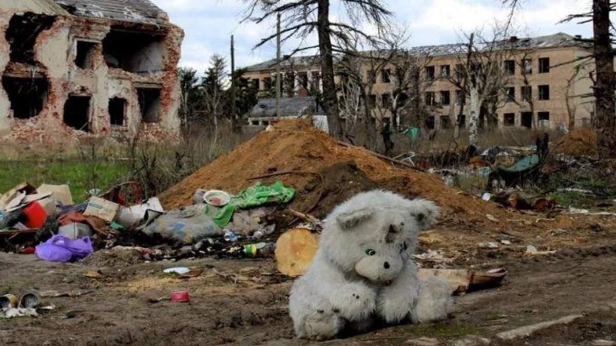 Пророссийские боевики продолжают убивать мирных граждан