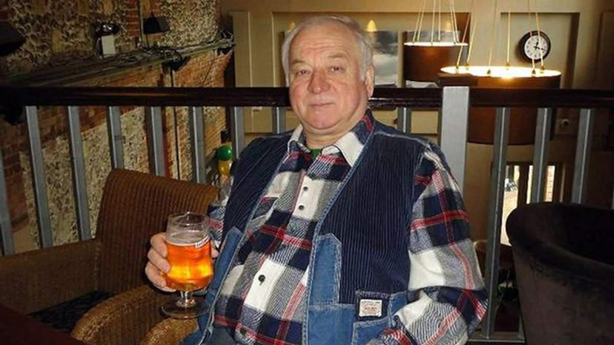 Сергей Скрипаль и его дочь были отравлены в Солсбери в марте 2018 года