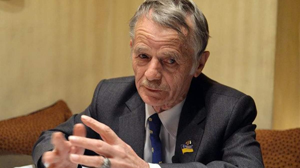 Мустафа Джемілєв назвав депортацію кримських татар спробою знищення всього кримськотатарського народу