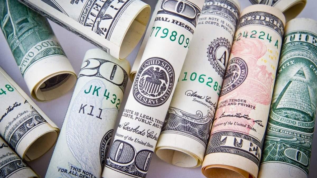 Курс валют НБУ на 21 мая:цена доллара и евро падает