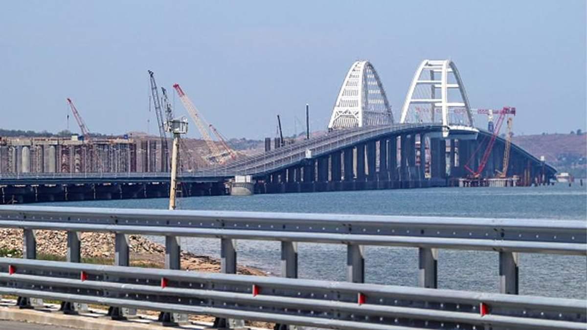 Жители оккупированного рассказали о проблемах вследствие строительства Крымского моста