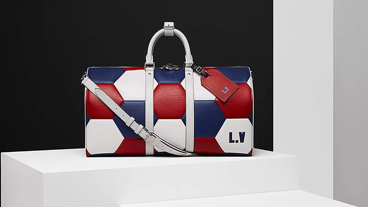 Колекція Louis Vuitton для футбольних фанатів