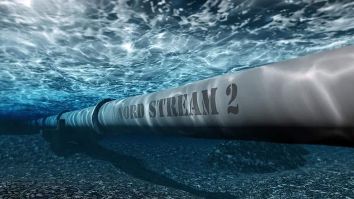 """Германии грозят санкции США за содействие строительству """"Северного потока-2"""""""