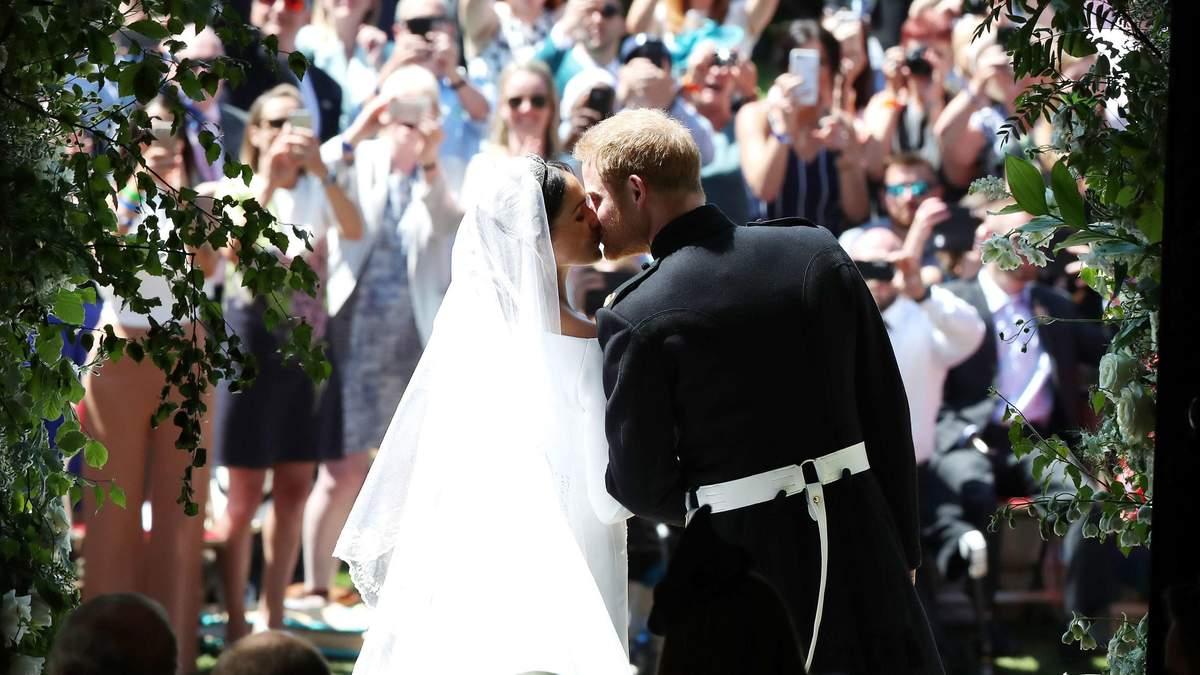 На королівське весілля принца Гаррі прийшли його колишні дівчата