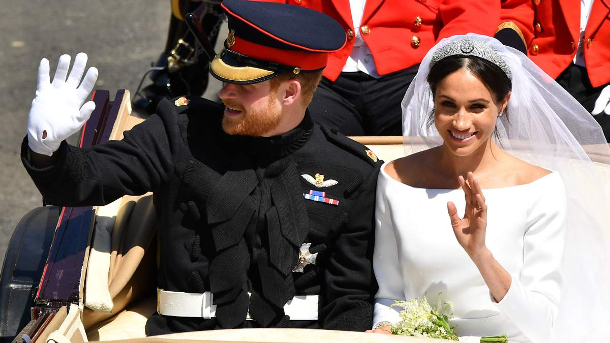 Як виглядає весільний торт принца Гаррі Меган Маркл