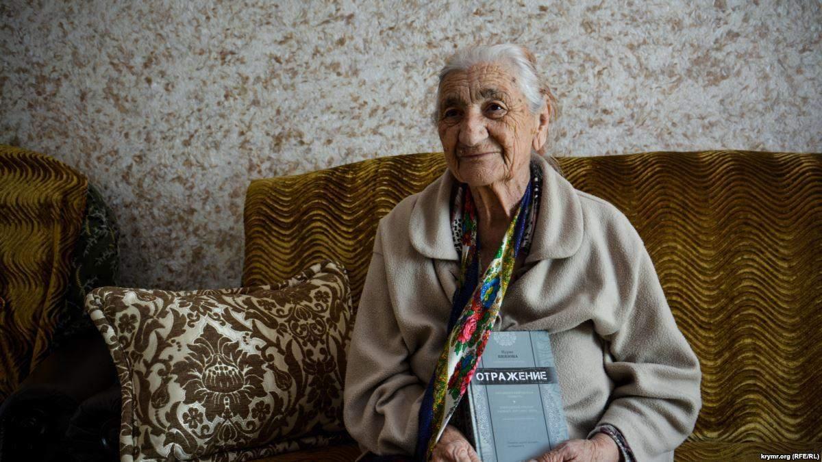 Умерла ветеран крымскотатарского движения Нурие Биязова