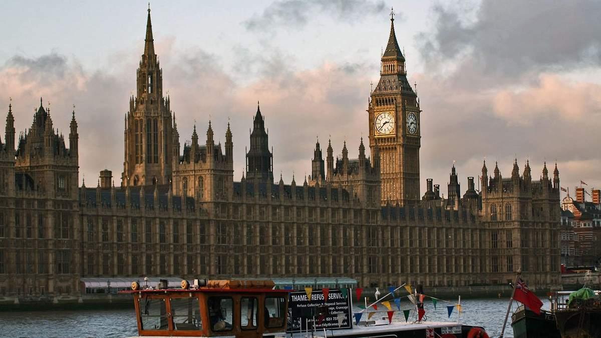 Парламент у Британії