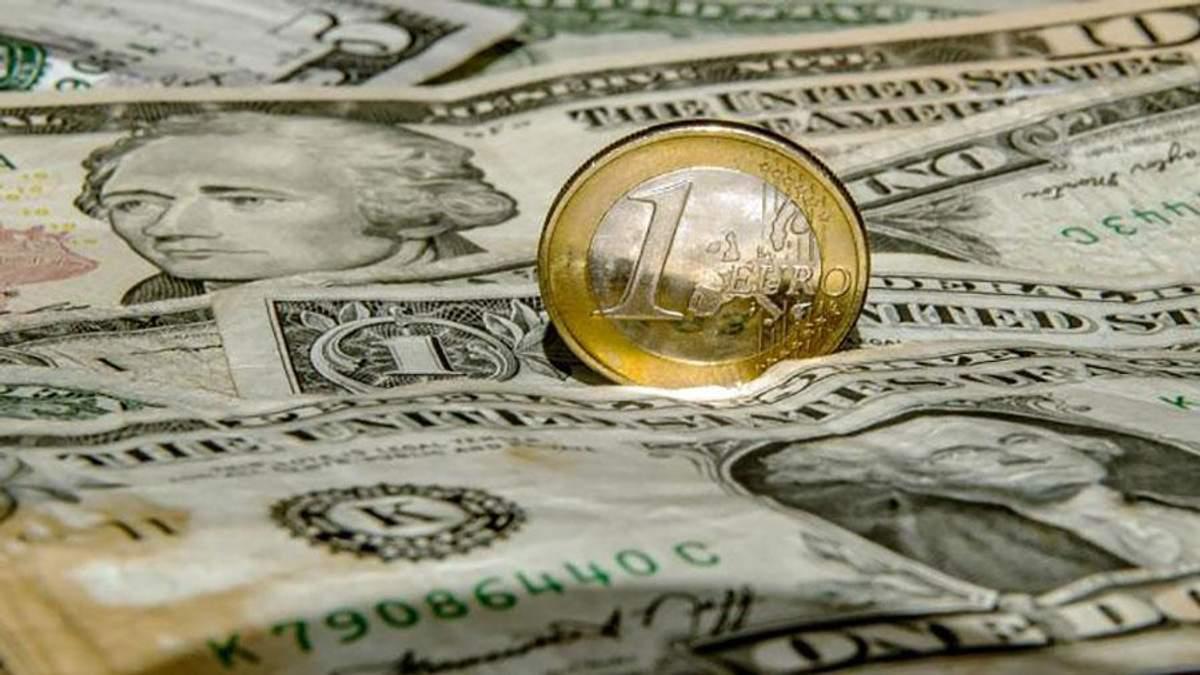 Курс валют НБУ на 22 мая