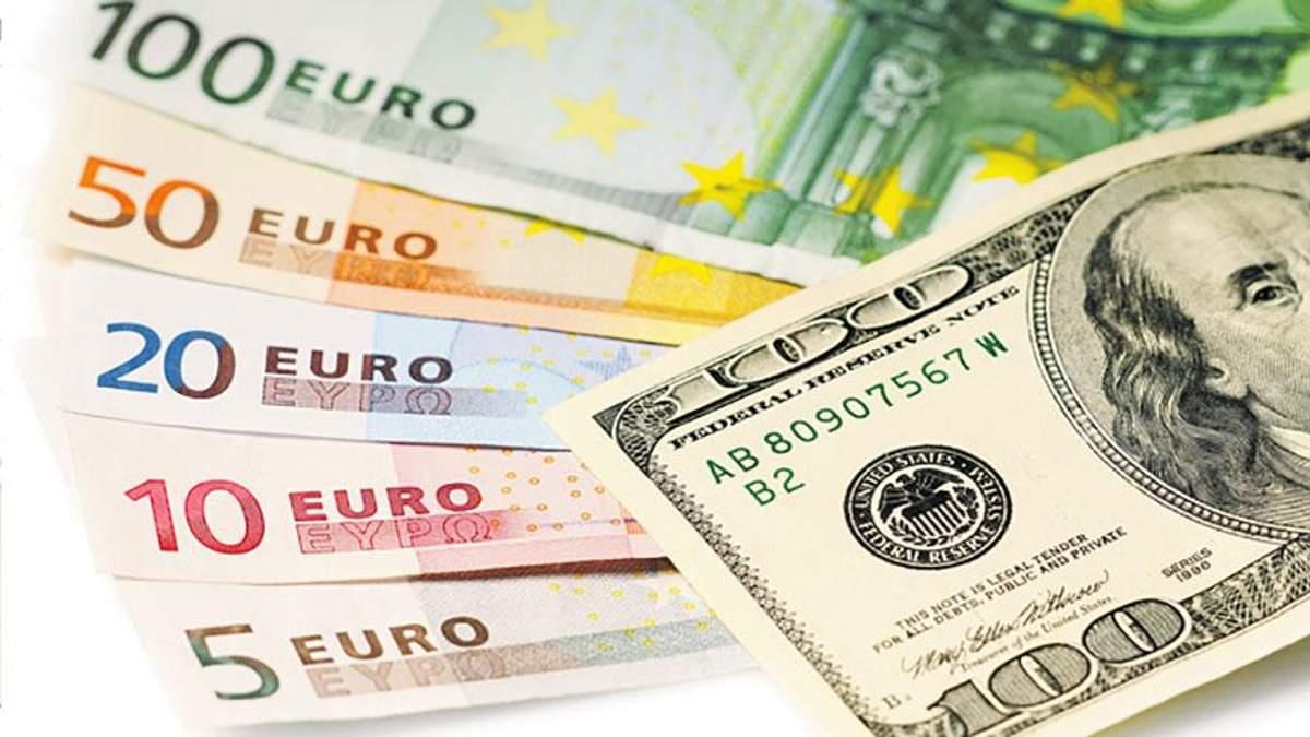 Наличный курс валют 21 мая в Украине