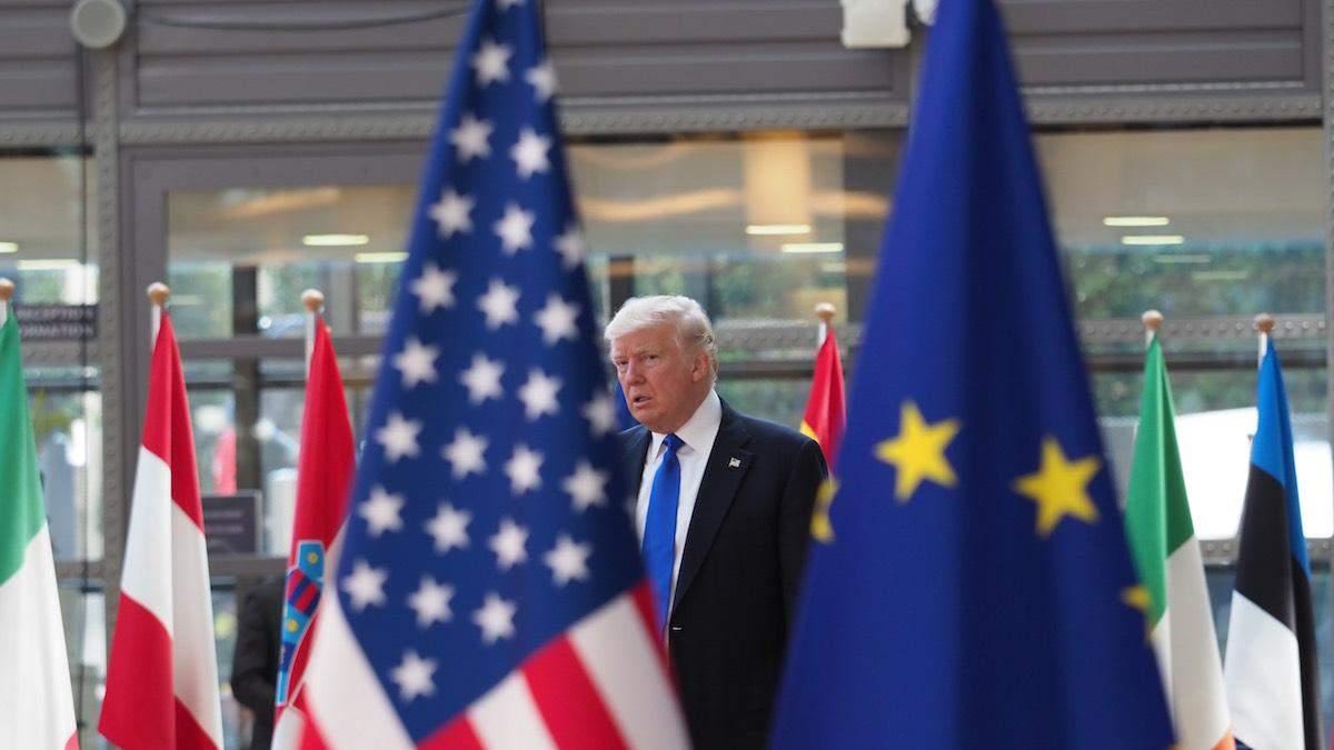 ЄС дозволить своїм компаніям ігнорувати санкції США проти Ірану