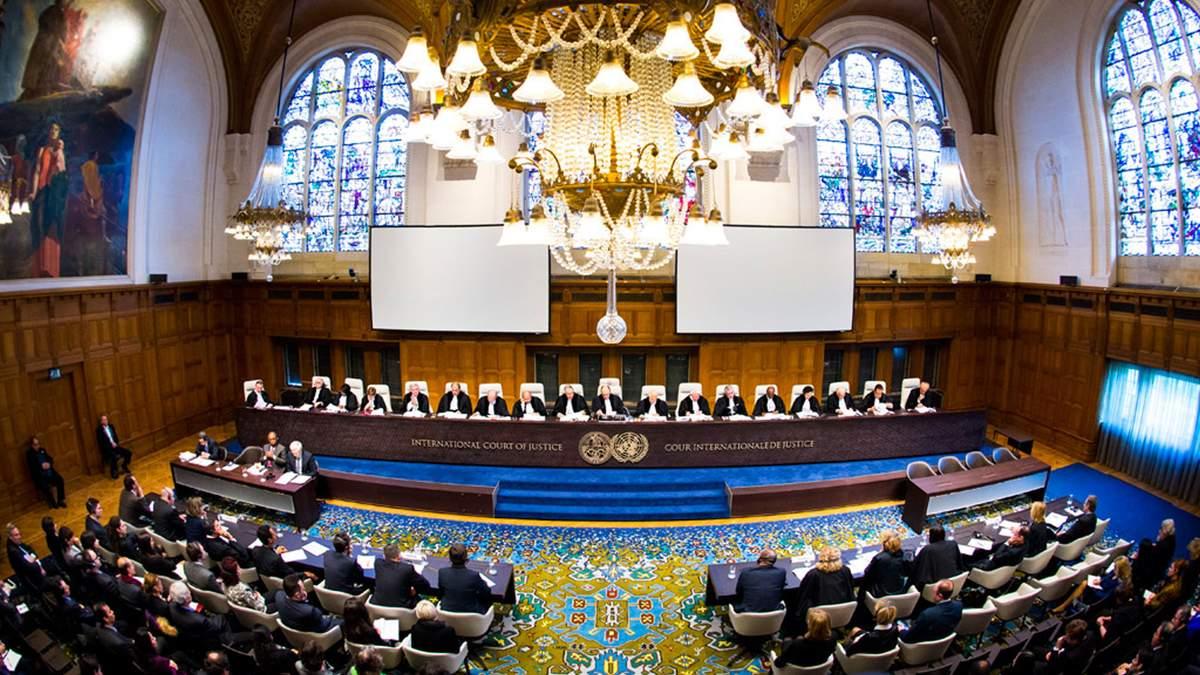 В 2019 году Украина ждет решения Арбитражного трибунала по Керченскому мосту