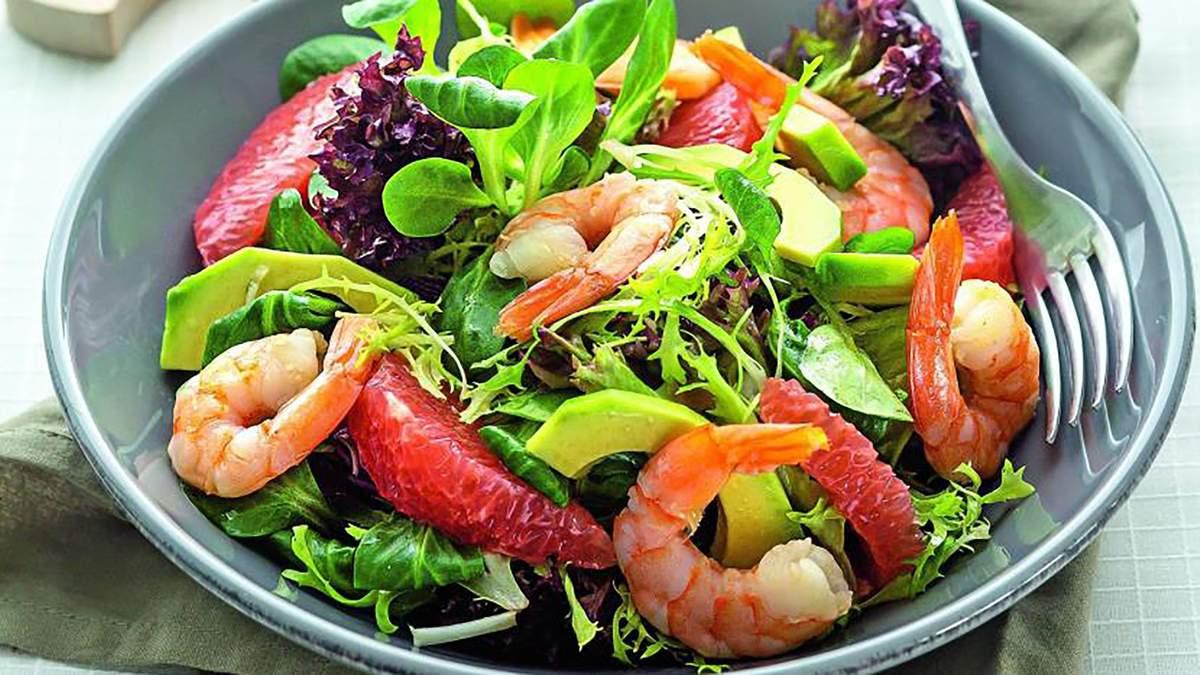 Рецепти смачних літніх салатів