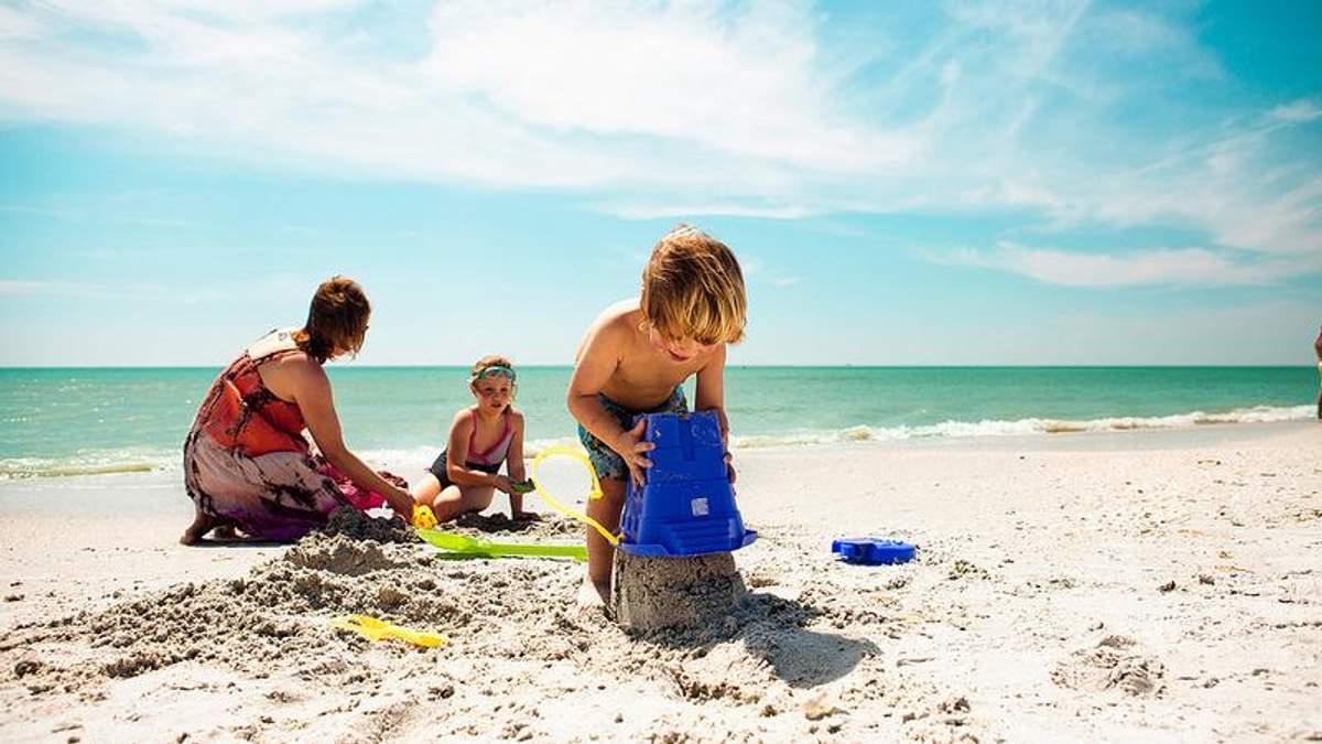 Як організувати сімейну відпустку