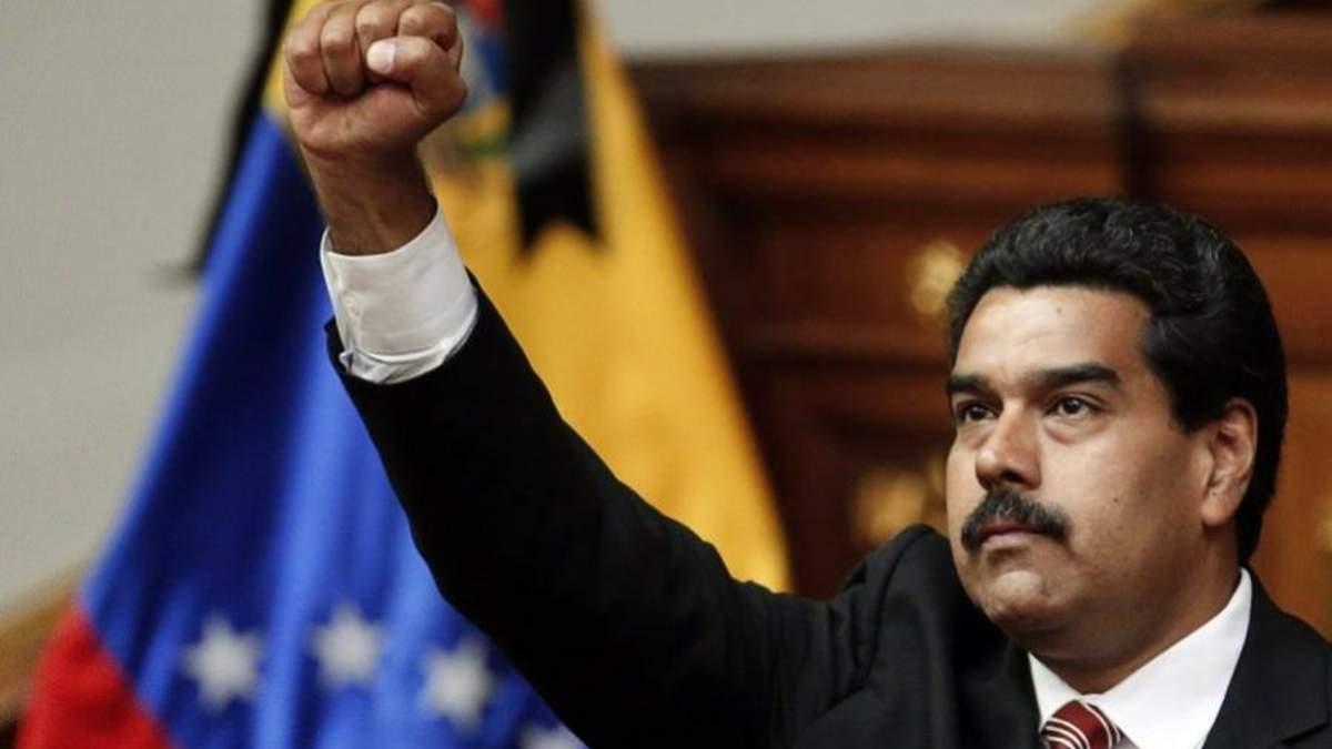 Одиозного Николаса Мадуро снова переизбрали президентом Венесуэлы