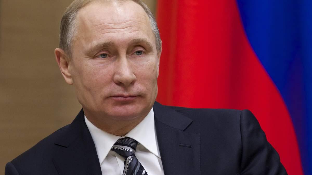 """Путин назвал Трампа """"хорошим бизнесменом"""", комментируя угрозы США о введении санкций против """"Северного потока-2"""""""